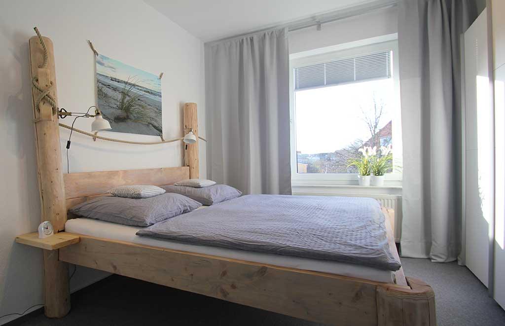 Die Ferienwohnungen Strandvogel und Stranddistel erstrahlen im neuen Design